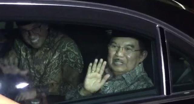 PKS Duga Kedekatan JK-Anies Atas Perintah Jokowi Untuk 2019