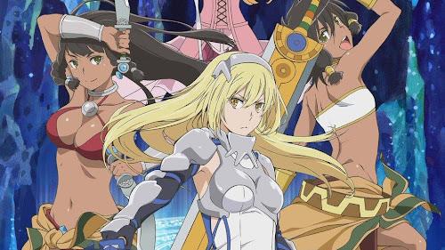 Descargar Dungeon ni Deai wo Motomeru no wa Machigatteiru Darou ka Gaiden: Sword Oratoria [02/??] [HD] [Mega]