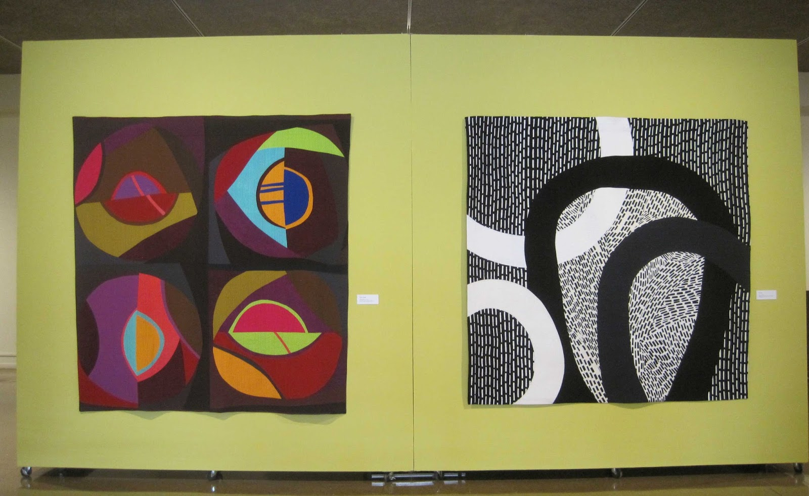 Creations - Quilts, Art, Whatever by Nina-Marie Sayre: Circular ...