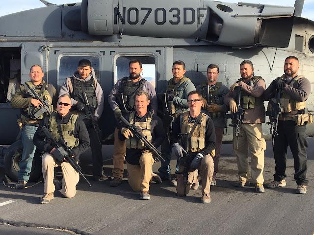 Team of Sicario day of the Soldado 2018