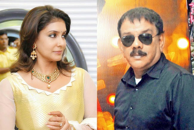 Priyadarshan's wife bids goodbye