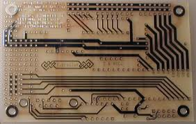 memindahkan layout ke PCB