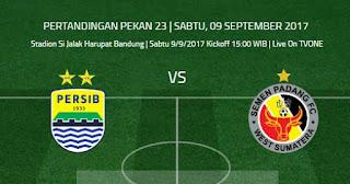 Persib Bandung vs Semen Padang FC