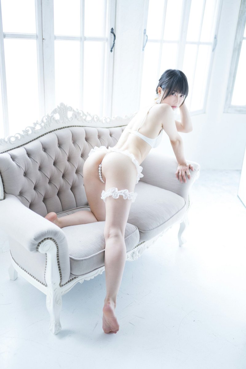 Ero cosplayer Ushijima ganha figure