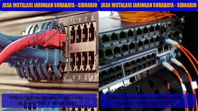 jasa instalasi networking surabaya dan sidoarjo