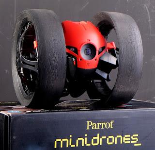 Jual Parrot Jumping Race Max Minidrones