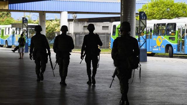 Fotografia de Policia no Brasil