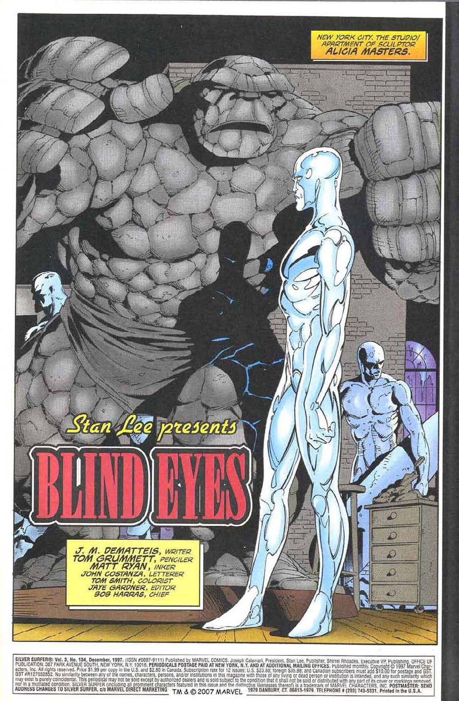 Read online Silver Surfer (1987) comic -  Issue #134 - 5