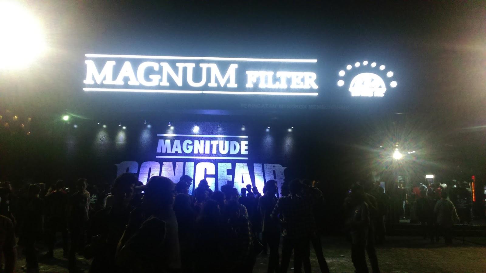 Sonicfair 2015 Konser Musik Metal di Medan