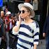 FOTOS HQ: Lady Gaga saliendo de su apartamento en New York - 10/05/16