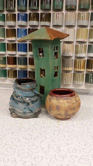 Pottery by Lily L.