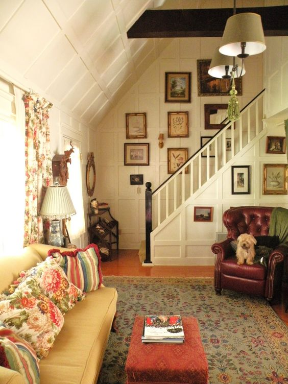 Old English Drawing Room: A Home For Elegance: Escape To The Country~ New Series On