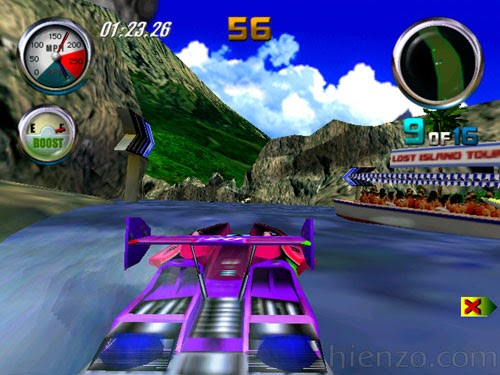 Hydro Thunder PC Game