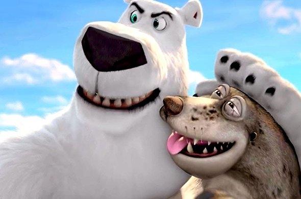 Đầu Gấu Bắc Cực, Norm of the North