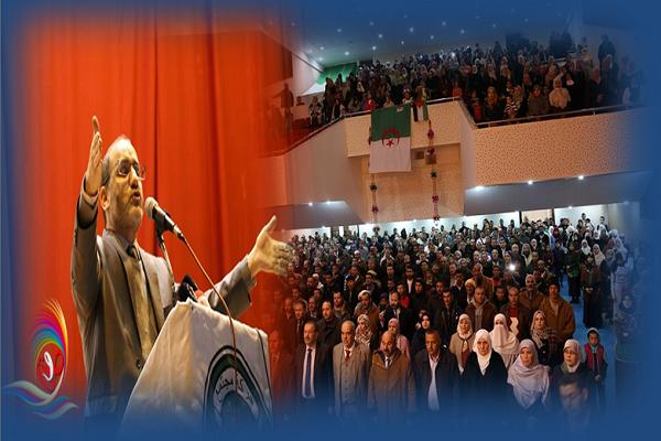 مقري من الشلف : الجزائر أمام خيارات صعبة .. والتوافق هو الحل