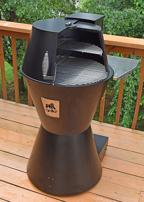 Product Review Grilla Pellet Grill