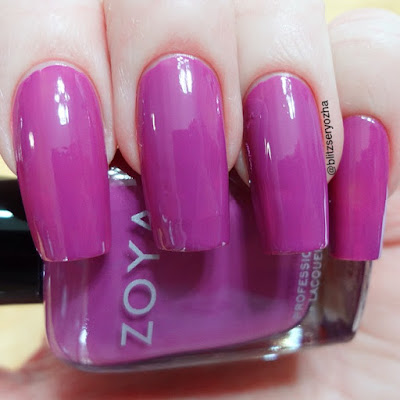 Zoya Liv One Coat Swatch