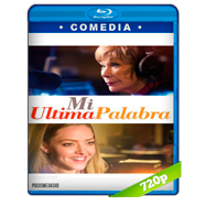 Mi última palabra (2017) BRRip 720p Audio Dual Latino-Ingles