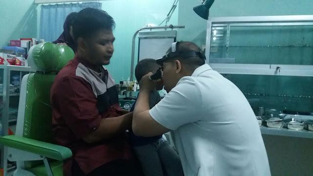praktik dokter tht di klaten