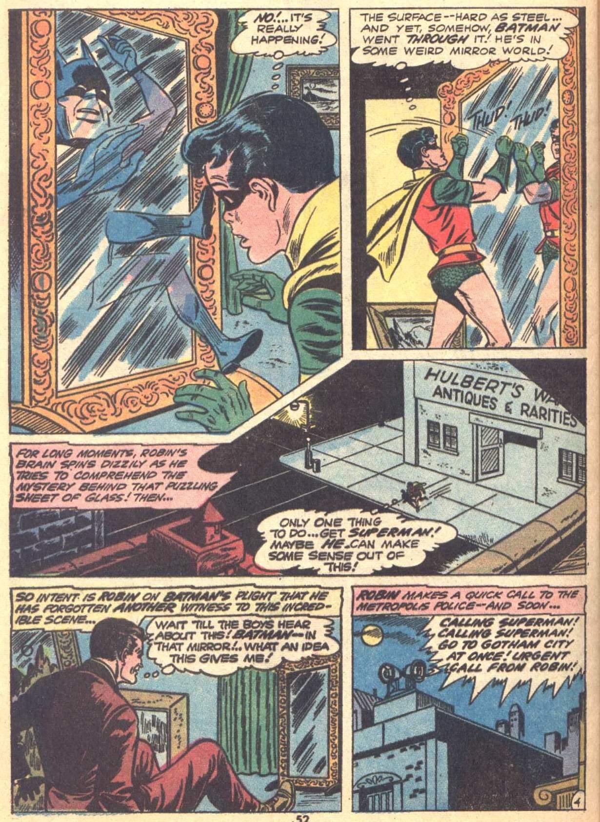 Read online World's Finest Comics comic -  Issue #206 - 47