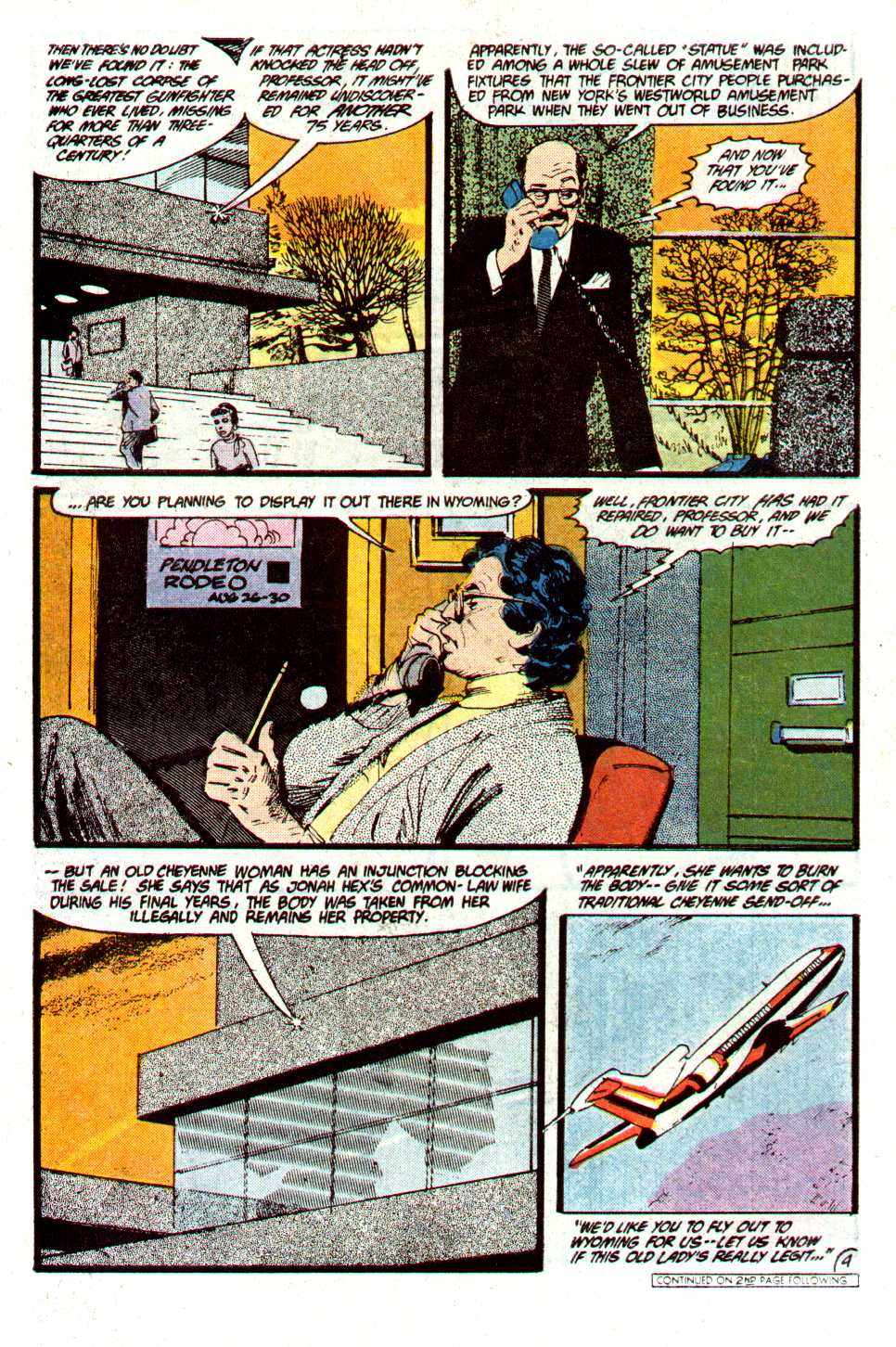 Read online Secret Origins (1986) comic -  Issue #21 - 5