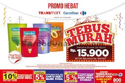 Katalog Promo Carrefour Tebus Murah 18 - 21 Juni 2018