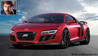 Vikram - Audi R8