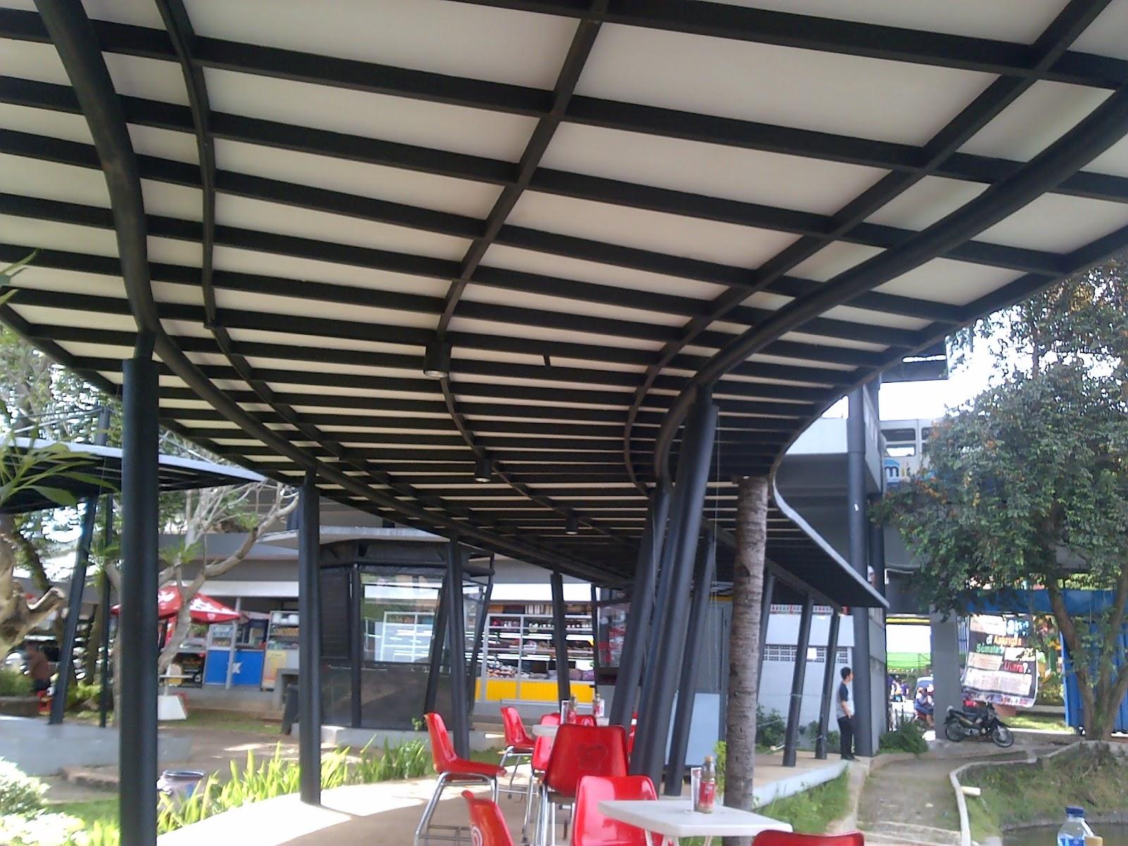 Canopy Carport Kanopi Canopy Pakai Plafon Dan Yang Tanpa Plafon