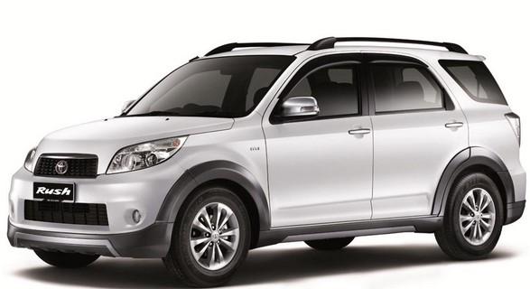 Daftar Harga Mobil Toyota Rush Terbaru, Review Spesifikasi Kelebihan dan Kelemahan