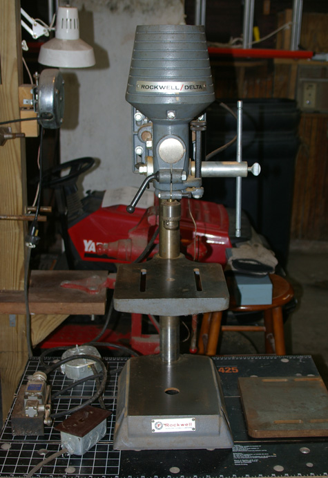 Sawdust Rust Amp Blood Stationary And Bench Tools