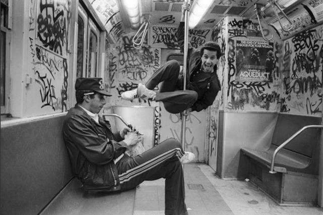 The south bronx in the 80s as seen by locals