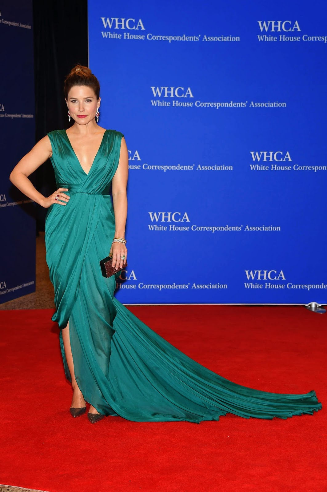 Sophia Bush – 101st Annual White House Correspondents' Association Dinner in Washington