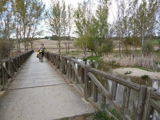 Enlace con el Camino de Santiago de Madrid