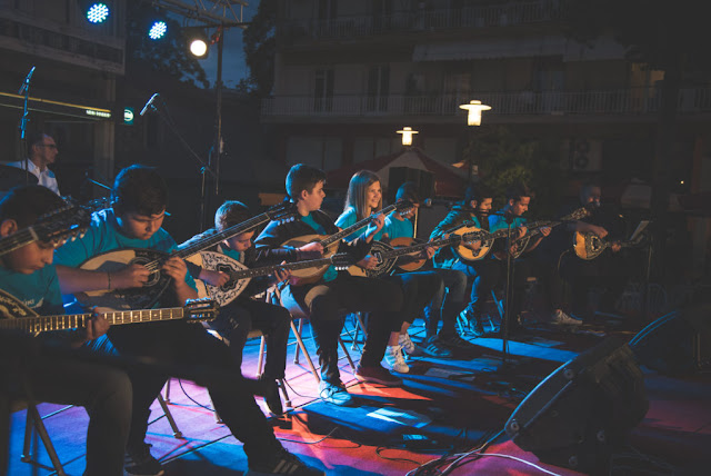 «Ταξίδι» στο ελληνικό σινεμά από το Μουσικό Σχολείο Αργολίδας