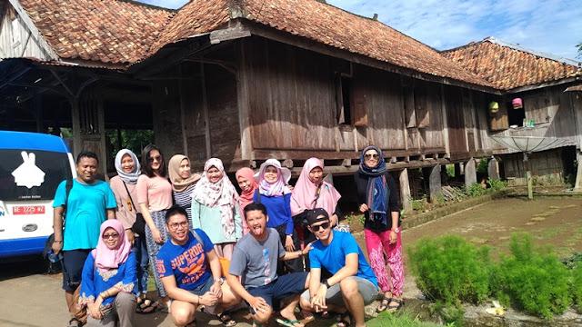 Kampung Wisata Gedung Batin