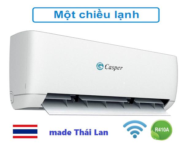 Điều hòa Casper 12000 BTU Thông minh Smart Wifi