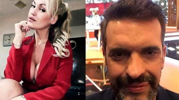 Ahora aparecen chats hot de Martin Ciccioli con una actriz porno