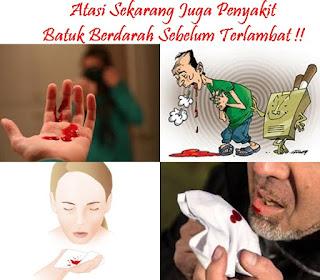 Obat Batuk Berdarah Paling Ampuh Dan Manjur