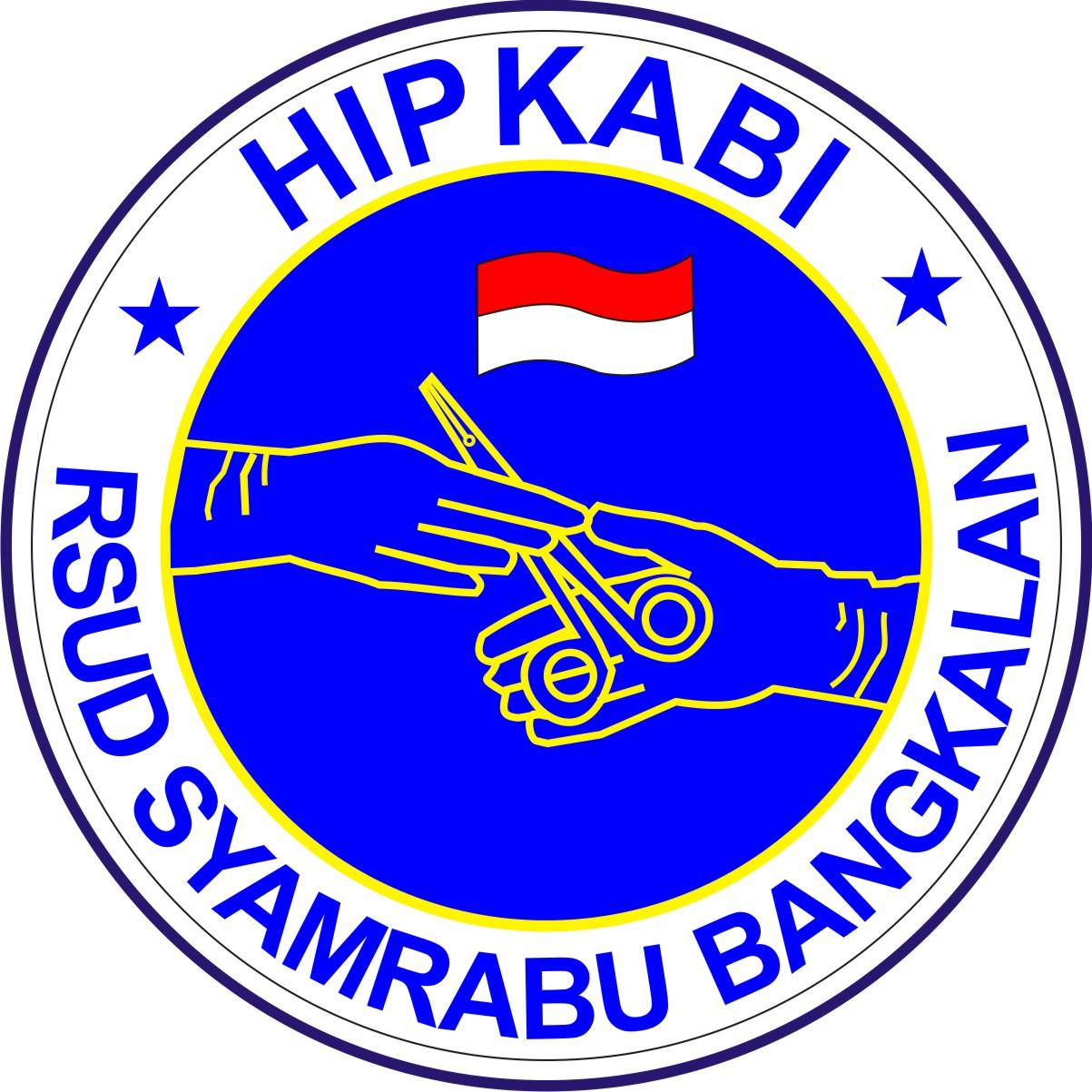 Mihardi77: Logo HIPKABI Dan IBS RSUD Syamrabu Bangkalan