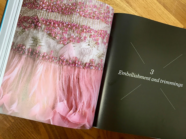 Diary of a Chain Stitcher: Book Review Creating Couture Embellishment by Ellen W. Miller