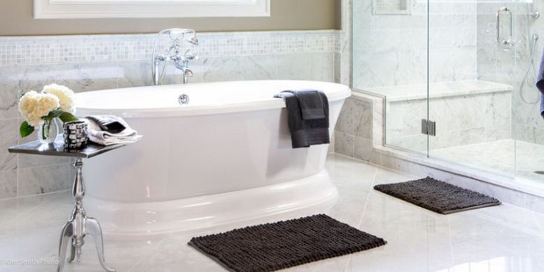 How To Clean In Bathroom Tiles
