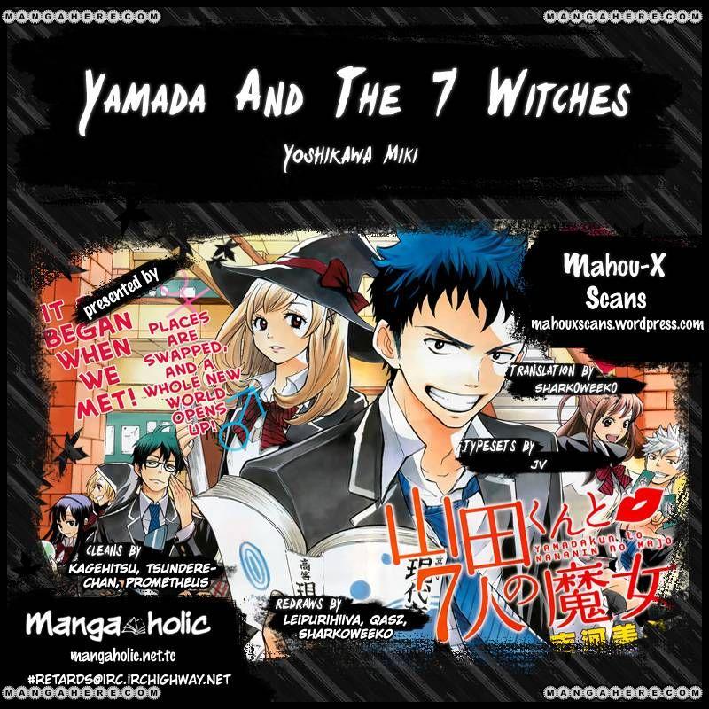 Yamada-kun to 7-nin no Majo 35