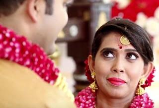 Malaysian Indian Wedding Highlights Of Satish & Pressenna
