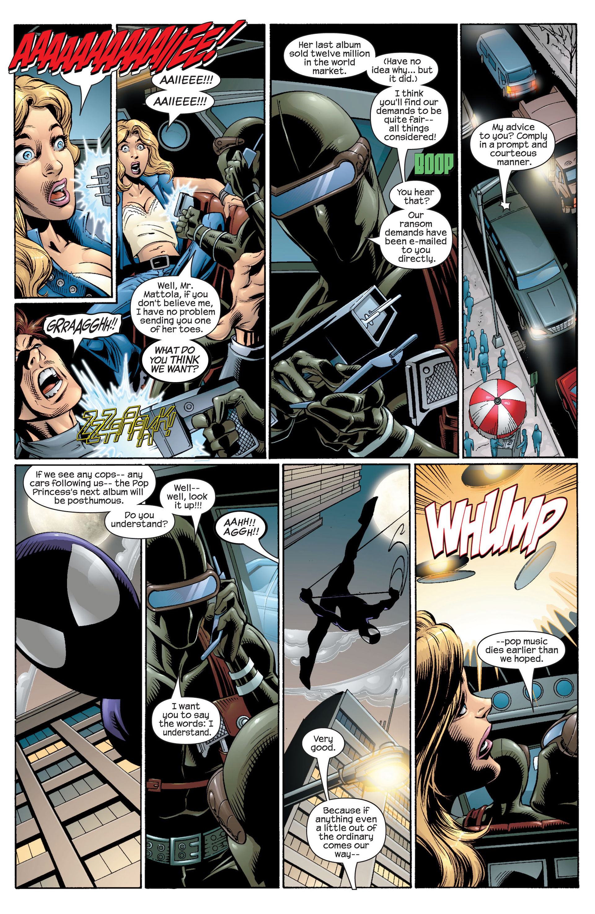 Read online Ultimate Spider-Man (2000) comic -  Issue #35 - 4