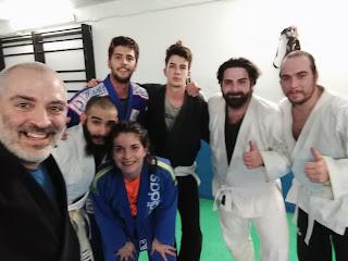 Clases de brazilian jiu jitsu terrassa