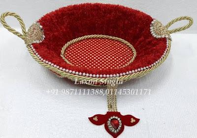 The Wedding Designers Decorative Wedding Basket
