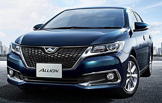 2017 Toyota Allion Specs Auto Toyota Review