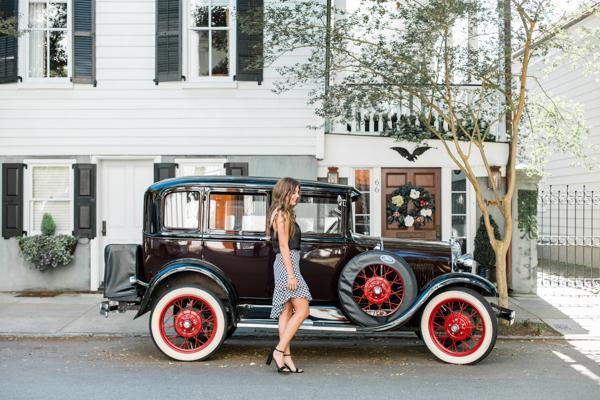 Charleston, SC Vintage Car