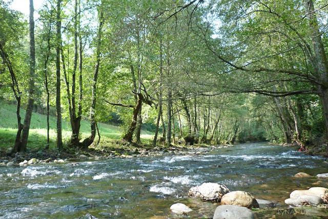 Río Ibias - Senda del Oro