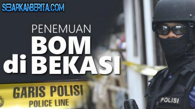 Bom di Bekasi Mampu Menghancurkan Semua yang Berada di Radius 300 Meter
